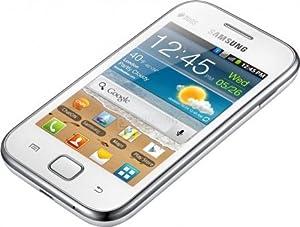 Samsung Galaxy Ace Duos - Smartphone libre Android (pantalla táctil de 3,5