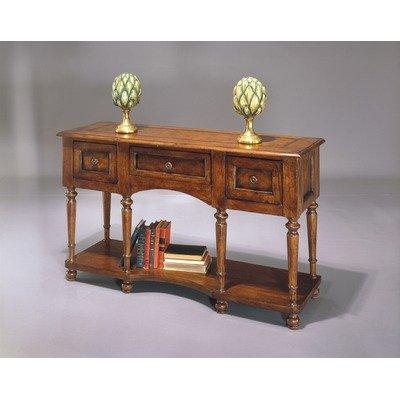 Cheap Pontevecchio Console Table in Mahogany (8125-400)