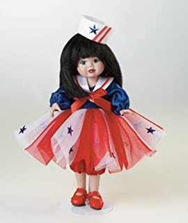 Marie Osmond's Candy Fashion Doll Marie Osmond Red White amp Blue