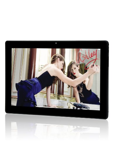 """Moonar 10.2"""" inch 16GB Android 4.1 Dual Core Bluetooth HDMI Camera Tablet PC Mid Black"""