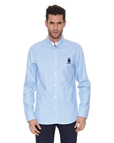 Bendorff Camicia Uomo [Blu]