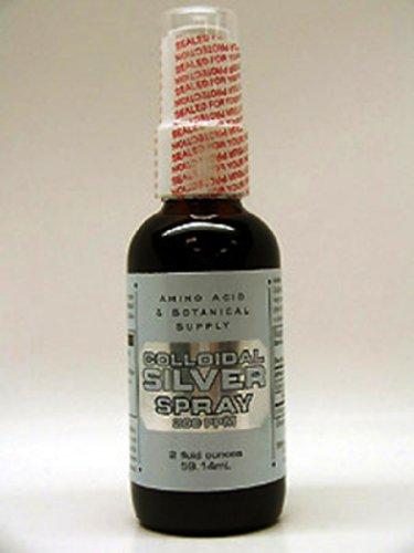 Amino Acid And Botanical Collodial Silver Spray 2 oz