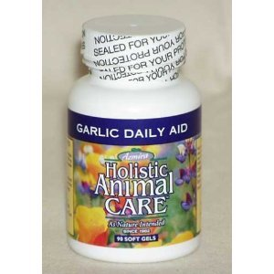 Azmira Holistic Animal Care Garlic Daily Aid (180 Soft Gels)