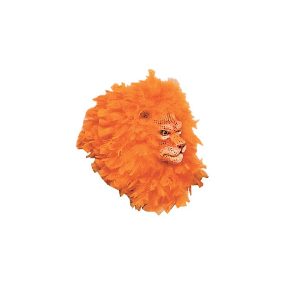 Lion Head (As Shown;One Size)