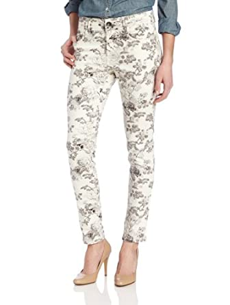 floral print jeans or pants