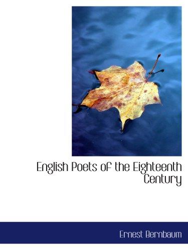 十八世纪的英国诗人