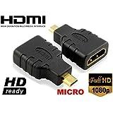 Adattatore HDMI a micro HDMI tipo D