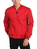RNT23 Chaqueta Slim (Rojo)