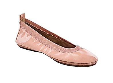 Yosi Samra Women's Samra Ballet Flat in Rose Cloud, 7