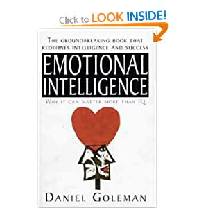 a brief analysis of emotional intelligence and the books about it Laura wilcox explains how emotional intelligence can represent the differentiator   books on the topic, many managers still downplay emotional intelligence as a   how many of us, when faced with a rumor of layoffs, are quick to envision the.