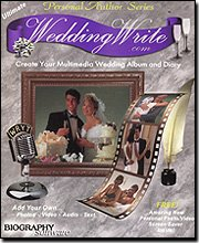 Ultimate WeddingWrite - Create Multimedia Wedding