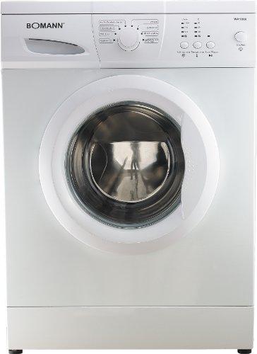 Bomann WA 9310.1 Waschmaschine Frontlader / A+C / 1000 UpM / 5 kg / weiß