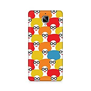 Ebby Afro Chick Premium Printed Case For OnePlus Three