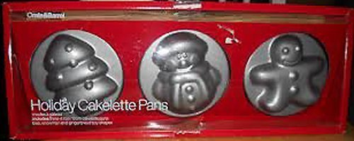 crate-barrel-holiday-cakelette-pans-snowman-christmas-tree-gingerbread-boy