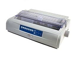 The Best MICROLINE 421 PRINTER - B/W - DOT-MATRIX - 240 X 216 DPI - 9 PIN - 380 CPS - PAR