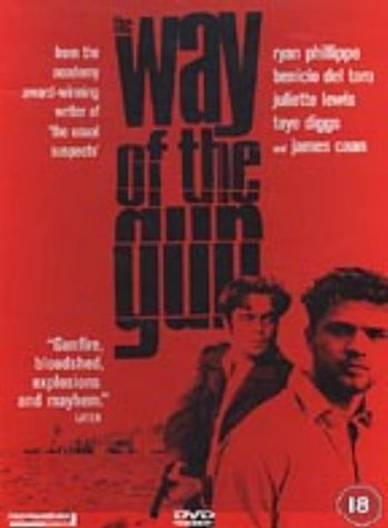 The Way of The Gun [DVD] [2000]