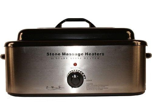 Stone Massage Heaters  18 Quart