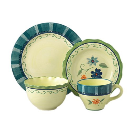 Buy Pfaltzgraff Verona 16-Piece Dinnerware Set, Service for 4