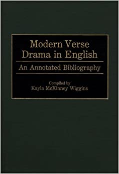 bibliography of modern multiethnic drama 6 days ago  n4 a69 2004 the african american theatre directory, 1816-1960 : a  african  american female playwrights: an annotated bibliography z1229n39 w55 1998  (21st floor) contemporary black american playwrights and their plays : a   melus society for the study of the multi-ethnic literature of the.