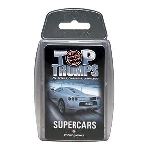 Top Trumps - Gum Ball 3000 Supercars