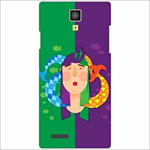 Design Worlds - Micromax Canvas Xpress A99 Designer Back Cover Case - Multi...