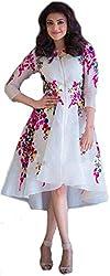 Cloth Velly Fabulouse work women's desiner top dress kurti