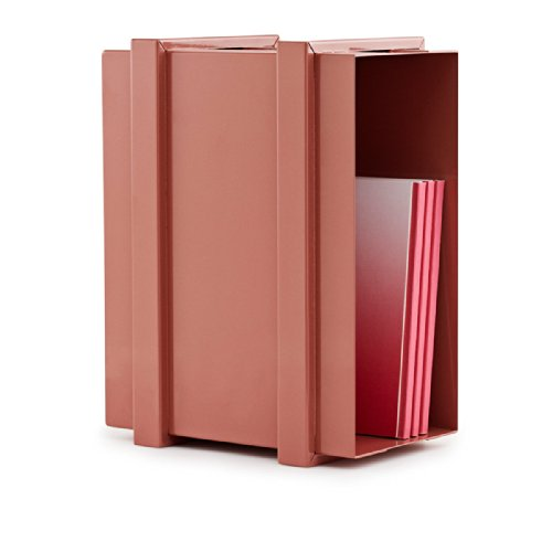 Regal Color Box Storage Unit, rost