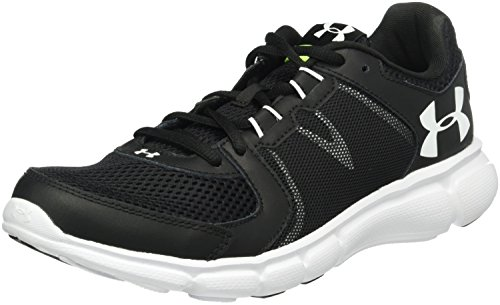 Under Armour Thrill 2 - Scarpe Running Uomo, Nero (Black), 46 EU