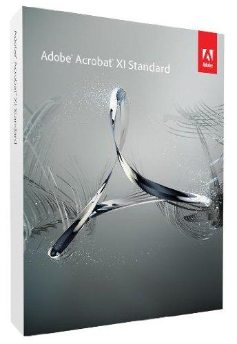 Adobe acrobat 11 standard