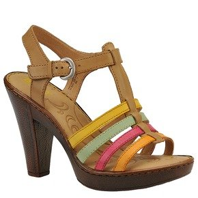 Born Women's Riviera Sandals - Citrus Combo 9
