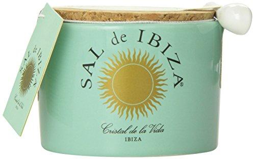 サル・デ・イビザ 100%ソルト 150g(陶器ポット入り) スペイン・天然塩 (塩の花)