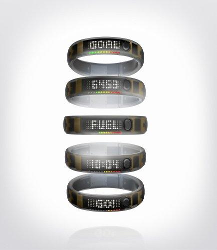 Nike+ fuelband ナイキフューエルバンド BLACK ICE [並行輸入品] M-L
