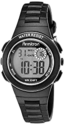 Armitron Womens Alarm Digital Sport Watch