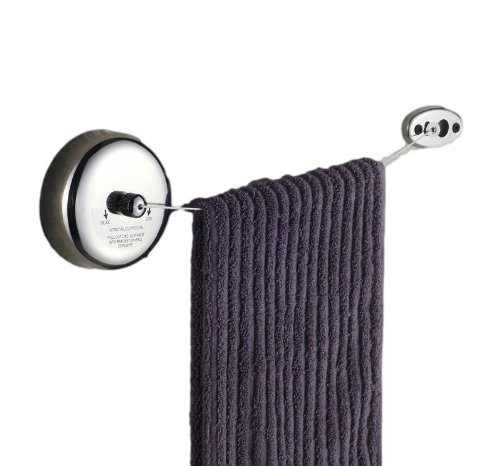 Overseas hotel with familiar clothesline wire rope has internal retractable stainless steel simple instructions (1)