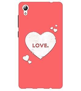 Chiraiyaa Designer Printed Premium Back Cover Case for Vivo Y51 (boy girl friend valentine miss kiss heart pink) (Multicolor)