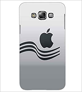 PRINTSWAG APPLE SYMBOL Designer Back Cover Case for SAMSUNG GALAXY GRAND 3