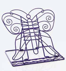 Butterfly Cook Book Stand