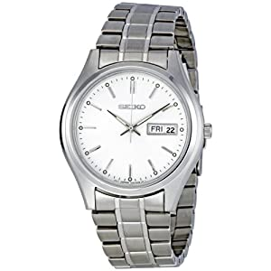 Seiko Mens SGGA09 Casual Dress Stainless