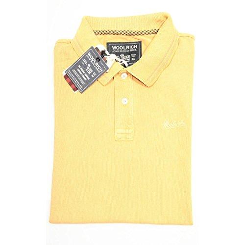 63415 polo WOOLRICH VINTAGE MACKINAC maglia uomo t-shirt men [S EU]