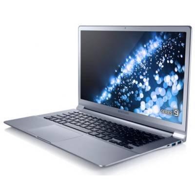 Samsung Series 9 NP900X4D-A02US 15 LED Notebook Intel Core i7-3517U 1.9 GHz 8GB DDR3 256GB SSD Intel HD Graphics 4000 Bluetooth Windows 7 Master 64-bit Silver
