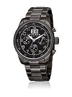 Akribos XXIV Reloj con movimiento cuarzo japonés Man AK862BK 44.0 mm