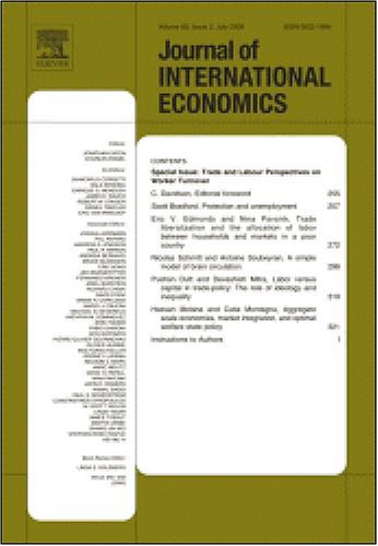 Global monetary policy under a dollar standard [An article from: Journal of International Economics]