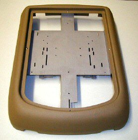 Audiovox 1187106PL Ford F150 Overhead Console