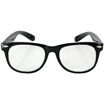 Blues Glasses Costume Accessory