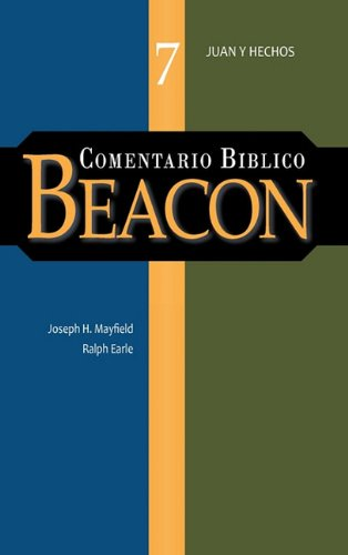 COMENTARIO BIBLICO BEACON TOMO 7 (Spanish Edition) From Casa Nazarena de Publicaciones