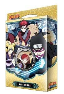 Naruto Kage Summit Theme Deck - Sibling's Fury