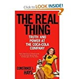 img - for Real Thing: Truth and Power at the Coca-Cola Company book / textbook / text book