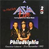 Live in Philadelphia by Asia (1998-01-01)