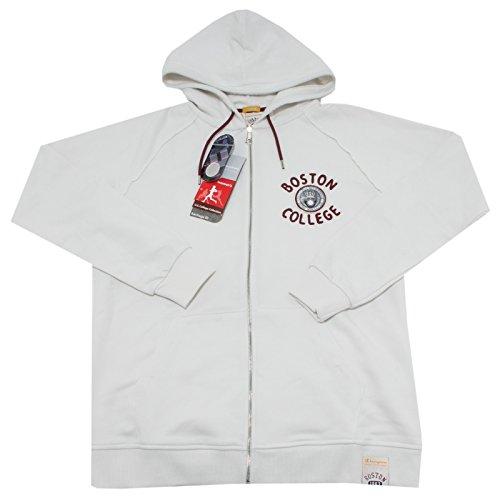 8556M felpa CHAMPION donna bianco sweatshirt woman [XL]