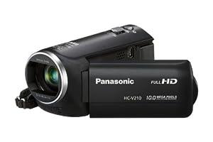 Panasonic HC-V 210 EG-K ( Speicherkarte,1080 pixels,SD/SDHC/SDXC Card )